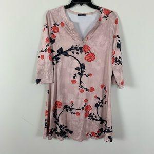 Azalea by firmagia tunic dress size large
